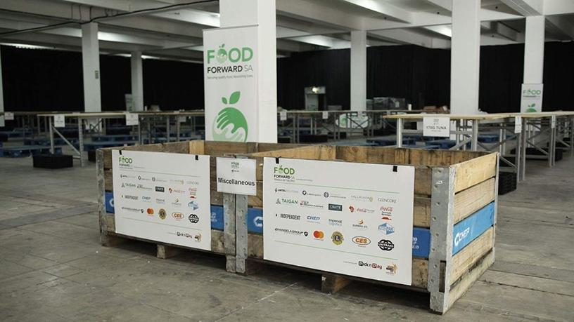 FoodFoward SA's new FoodShare platform debuts to combat food insecurity.