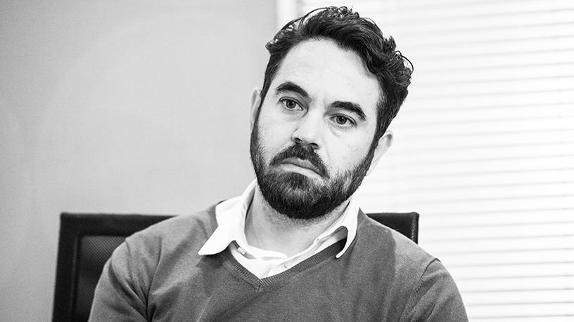 Franco Senatore, lead solutions architect, Ericsson.