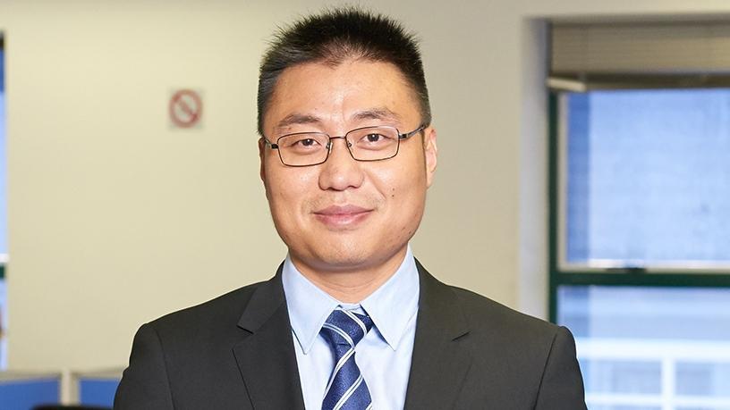 Fu Zhen, CTO of ZTE South Africa.
