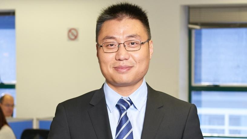 Fu Zhen, Chief Technology Officer of ZTE South Africa.