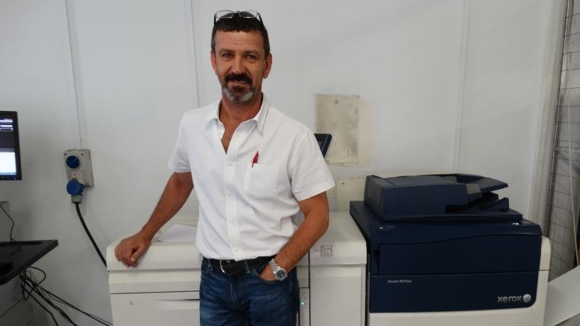 Gary Durrant, Durrant Printing Solutions.