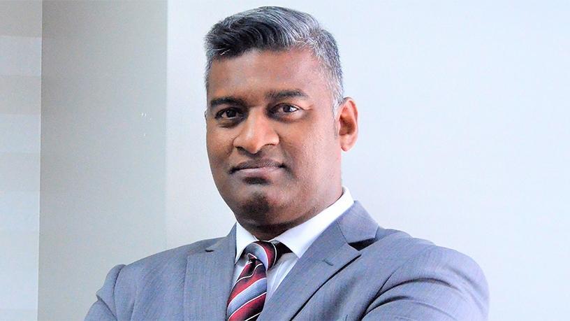 Keith Kenneth, newly appointed national sales director for SA at Hitachi Vantara.
