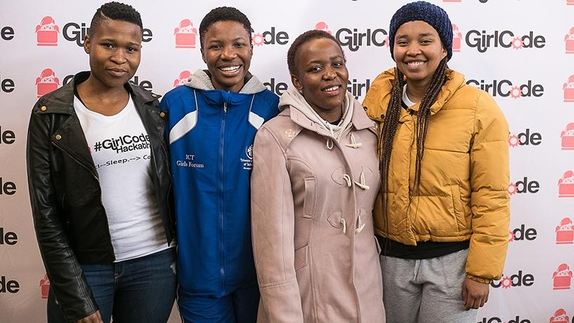 GirlCodeHack winning team, Lightbulbs, intends to further develop its agricultural data analysis solution.
