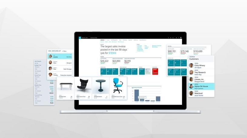 Unify your business, and boost efficiency with automated tasks and workflows.