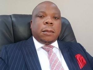 Moss Paalwini, office manager, Mkhonto & Ngwenya