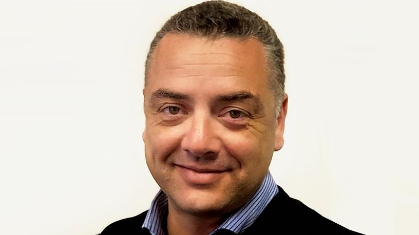 Ricky Correia, newly appointed general manager of Blue Label Technology Solutions.