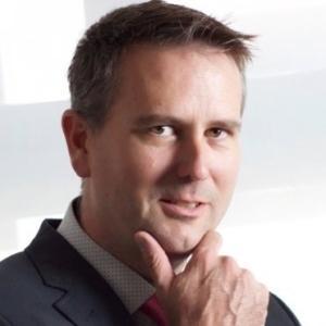 Stuart Birch, CEO of IRIS.