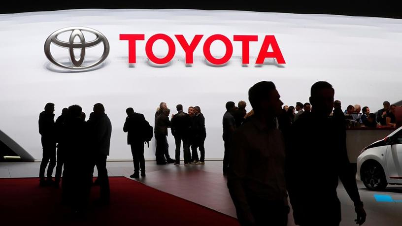 Toyota says the investment marks an important milestone in its transformation to a mobility company.