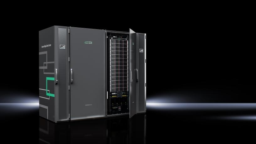 Rittal and its partners ABB and HPE offer the Secure Edge Data Center (SEDC), a turnkey solution for data centers that is specially designed for operation in harsh industrial environments.