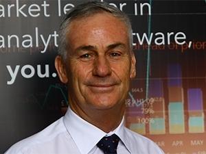 Murray de Villiers, Senior Manager: Global Academic Programmes, SAS.