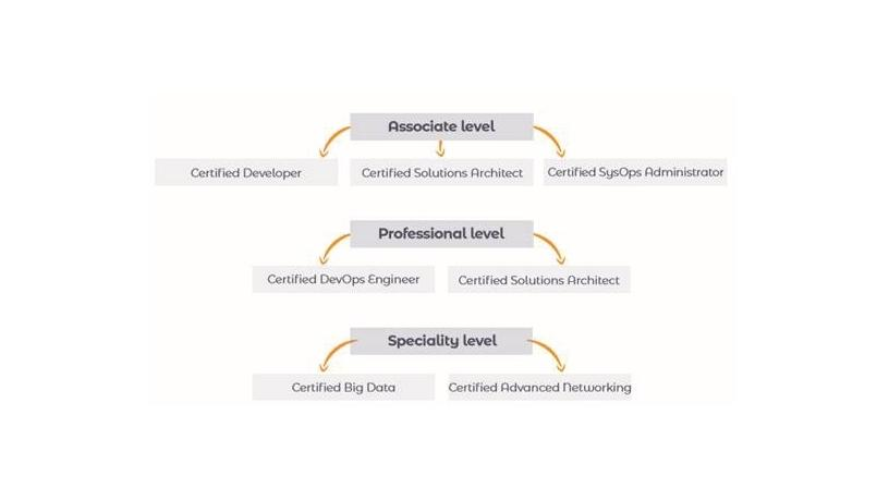 Three categories and seven types of certifications