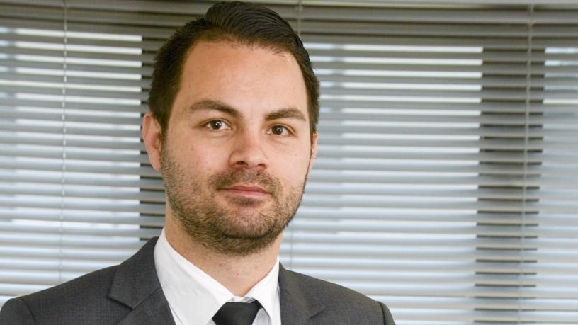 Brandon Zabielski, Hardware Product Manager - A4, Kyocera Document Solutions South Africa.