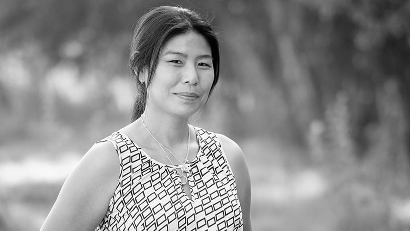 Celina Lee, CEO of Zindi.