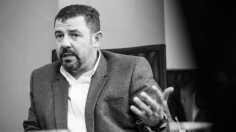 Christo van Staden, regional manager: Sub-Saharan Africa, Forcepoint