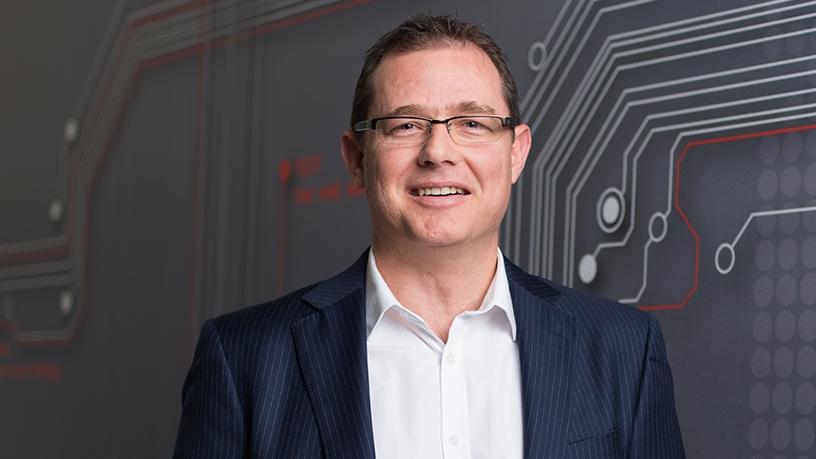 Gareth Hawkey, redPanda Software.