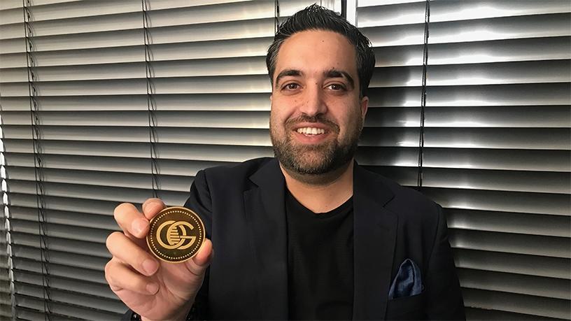 OneGram co-founder Ibrahim Mohammed.