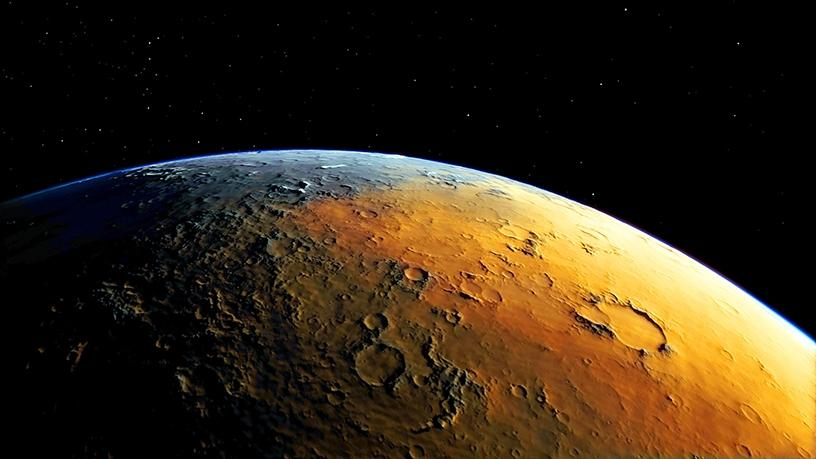 Human settlement of Mars, located 54.6 million kilometres from Earth, is the next giant leap for humankind.