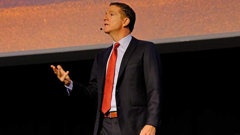 Mike Harris, executive VP for research and advisory at Gartner.