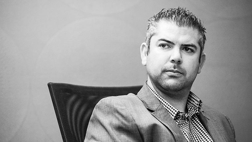 Pieter Nel, regional manager - SADC, Sophos
