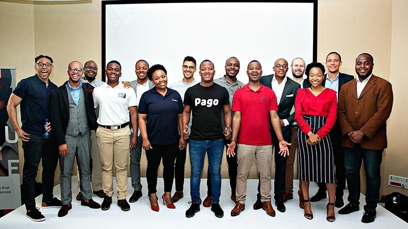 The winners of the AlphaCode Incubate initiative.