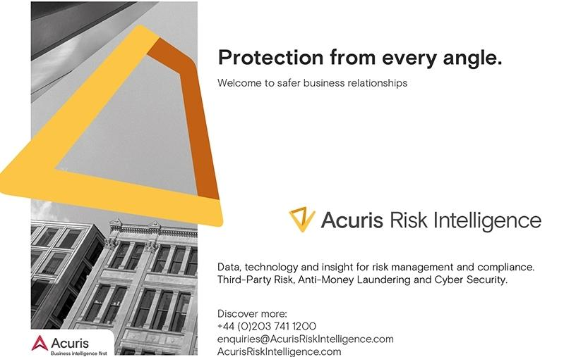 C6 Intelligence rebrands as Acuris Risk Intelligence (Photo: Business Wire).