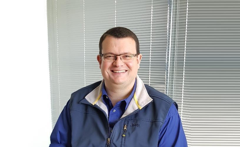 Head of GigaGo, Cornelius Jansen van Rensburg.