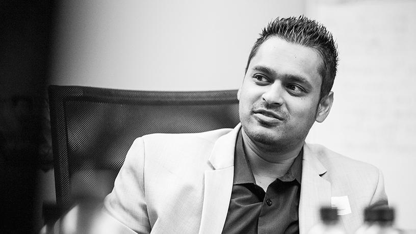 Denzil Govender, head of technology: software development & integration, EOH.