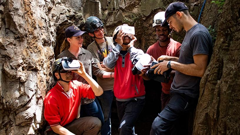 Dinaledi app takes users on virtual cave tour | ITWeb