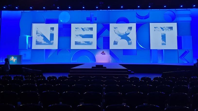 The Google Cloud Next 2018 conference kicked off in London this week with a DJ entertaining the crowd as they filtered into the main auditorium at the ExCel centre.