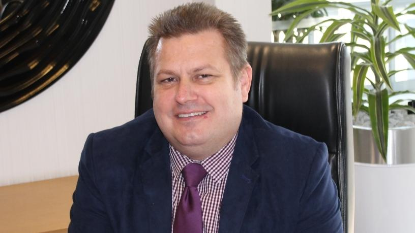 Graham Reid, Skills, Development & Training Manager, Sebata Municipal Solutions.