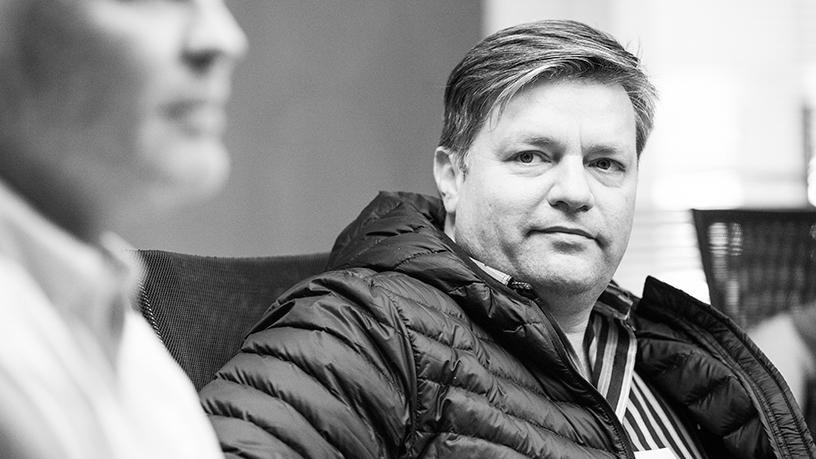 Jaco Viljoen, principal agile consultant and head of digital at IndigoCube.