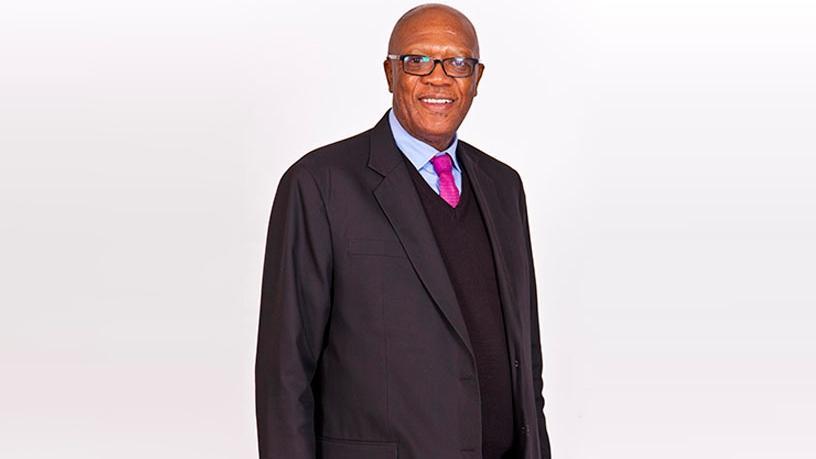 Gijima COO Maphum Nxumalo.