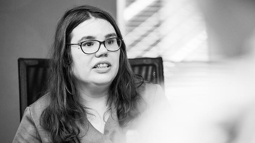 Rachel da Justa, architect, BBD.
