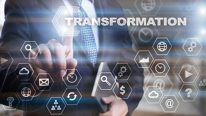 Digital transformation.