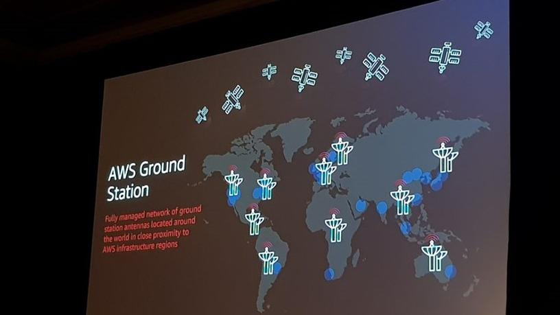 AWS Ground Station locations