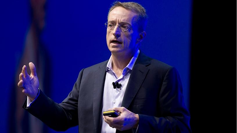 VMware CEO Pat Gelsinger.