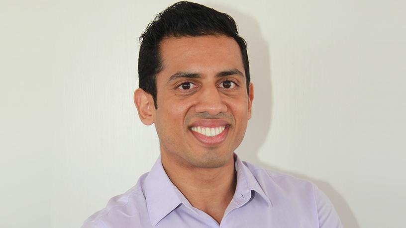 Sheraan Amod, CEO of RecoMed.