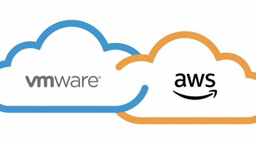 VMware Cloud on AWS brings VMware's software-defined data centre to the AWS Cloud.