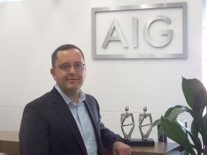 Ron Richman, AIG's Chief Risk Officer for Africa.