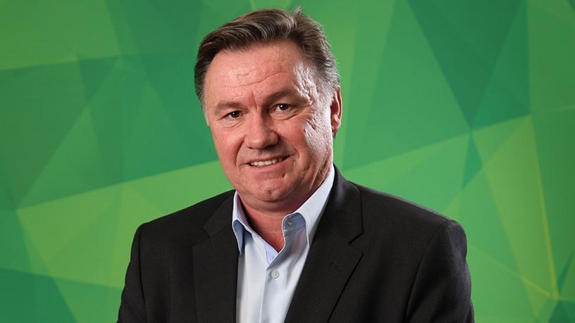 Uwe Brandkamp, sales director at Westcon-Comstor Sub-Saharan Africa.