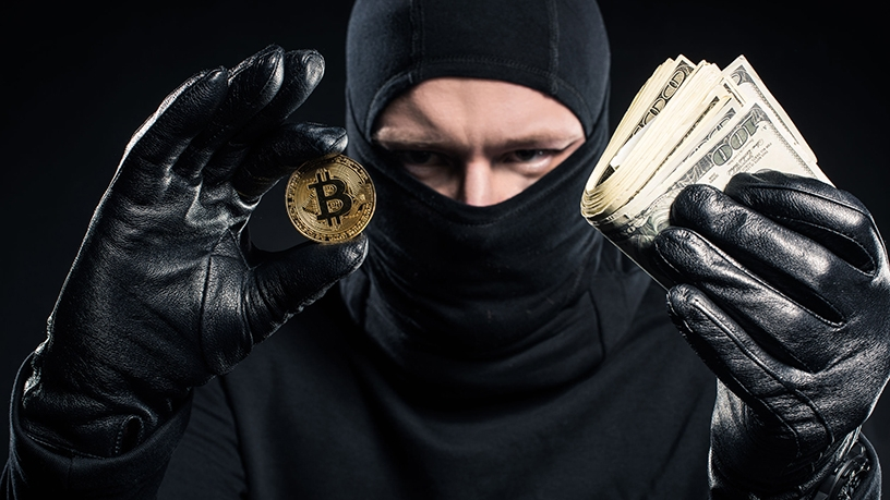Crypto crime spree sees $356m stolen in Q1 2019