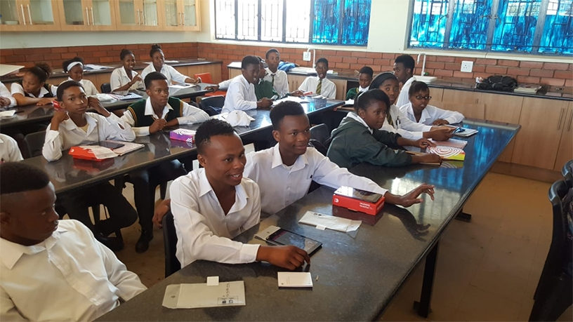 Tech education start-up targets Free State schools
