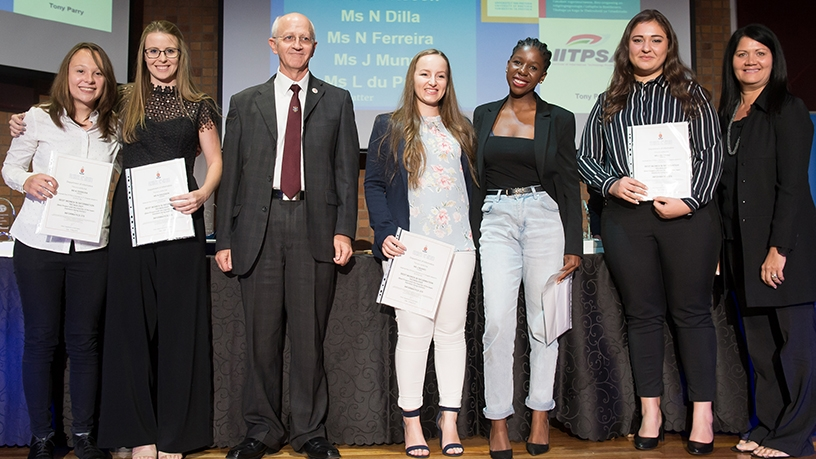 University of Pretoria students win Women in IT award | ITWeb