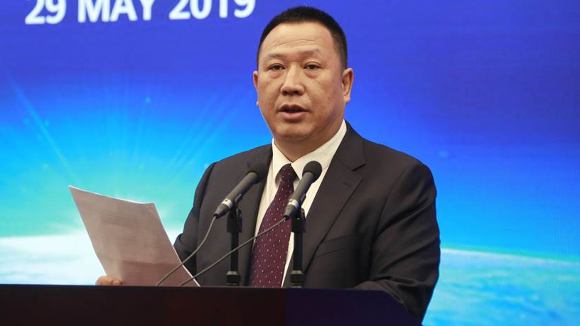 Song Liuping, Huawei's chief legal officer.
