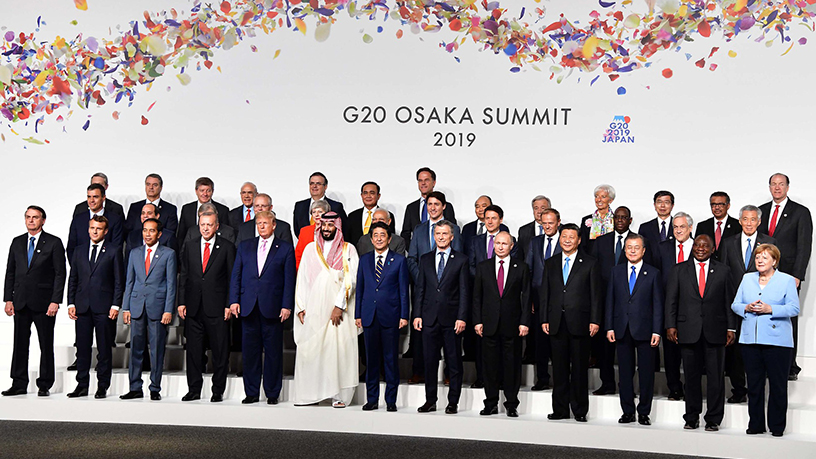 G20 leaders look to curb abuse of the Internet