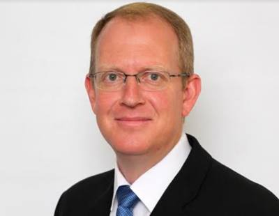 Johan Scheepers, Country Head at Commvault South Africa