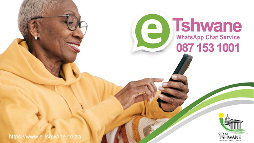 Tshwane turns to WhatsApp to boost citizen engagement