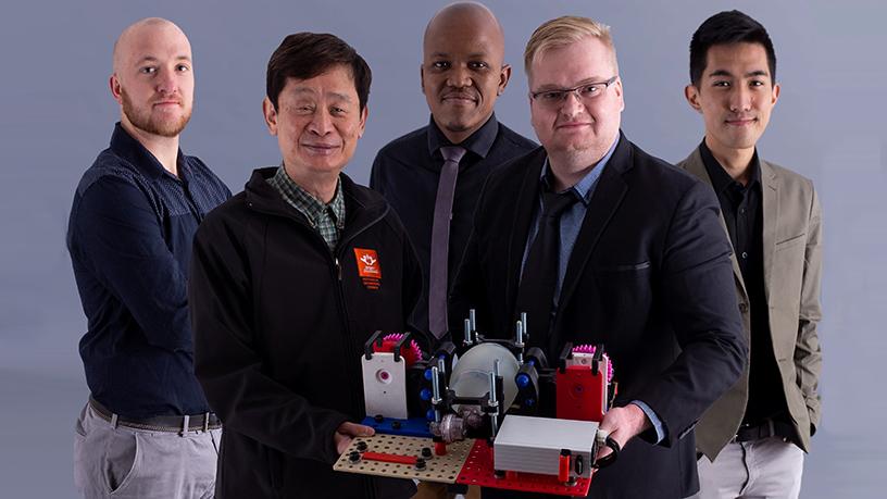 UJ develops 3D-printed ventilator to treat multiple patients