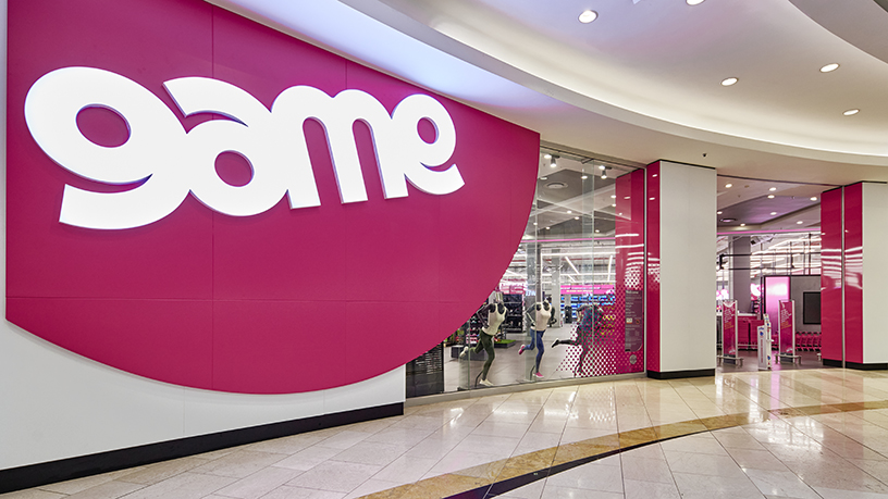 Inside Game's new 'future-ready' store